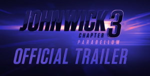 JOHN WICK 3 Official Trailer