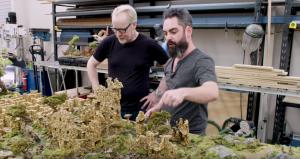 Weta Workshop Sculptor's Tabletop Miniature World!
