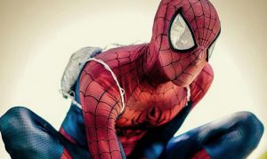 Read more about the article Spiderman Cosplay