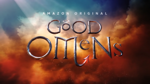GOOD OMENS Official Trailer 2
