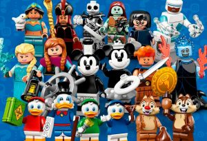 Disney Lego Minifigures Series 2