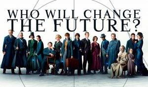 Movie Night – Fantastic Beasts-The Crimes Of Grindelwald