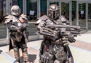 The Mandalorian Cosplay