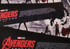 Avengers Endgame – At The Cinema