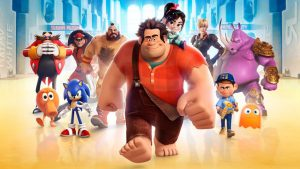 Movie Night – Wreck It Ralph 2