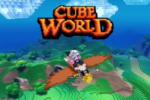 New Cube World video play
