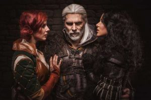 The Witcher Cosplay Finds..
