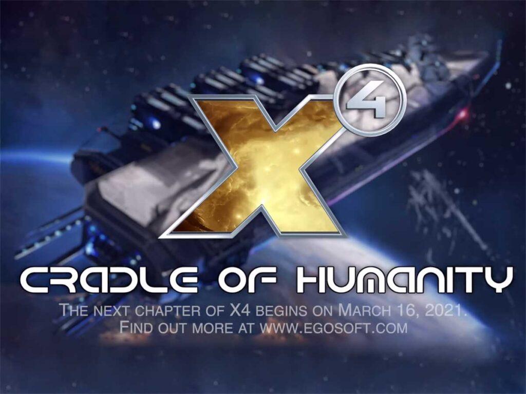 X4: Cradle of Humanity – Launch Trailer
